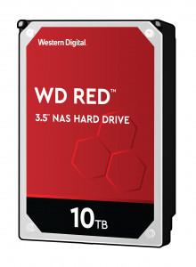 WD trdi disk 10TB SATA3, 6Gb/s, 5400, 256MB RED