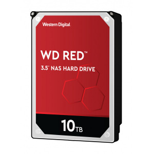 WD trdi disk 10TB SATA3, 6Gb/s, 5400, 256MB RED