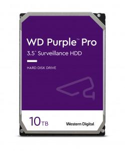 WD PURPLE PRO 10TB SATA3, 6Gb/s, 7200, 256MB