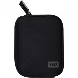 """WD črna neoprenska torbica za prenosne diske 6,35cm (2,5"""")"""