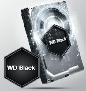 WD trdi disk 1TB SATA 6GB/s 64MB 7200 RPM Black AF
