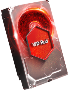 WD trdi disk 3TB SATA3, 6Gb/s, Intellipower, 64MB RED