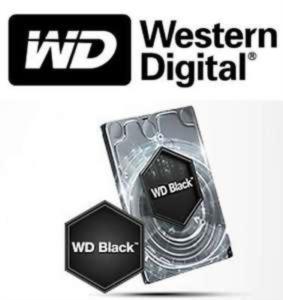 WD trdi disk 500GB SATA 7200 32MB 2.5'' Black