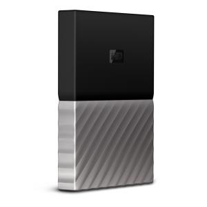 WD Passport Ultra 2TB črn/siv USB 3.0