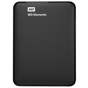 WD ELEMENTS 2TB zunanji disk USB 3.0 2,5""