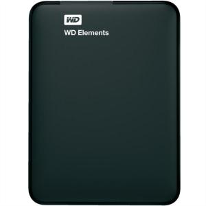 WD ELEMENTS 750GB zunanji disk USB 3.0 6,35cm (2,5)