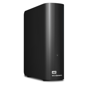 WD 4TB ELEMENTS DESKTOP, USB 3.0