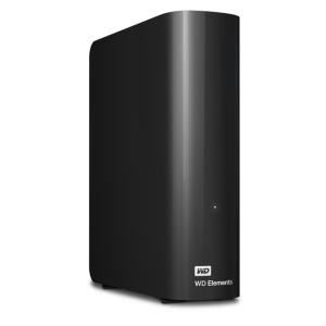 WD 12TB ELEMENTS DESKTOP, USB 3.0
