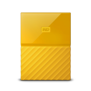 WD My Passport 2TB USB 3.0, rumen