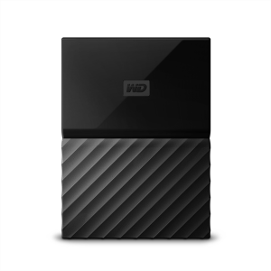 WD My Passport 4TB USB 3.0, črn
