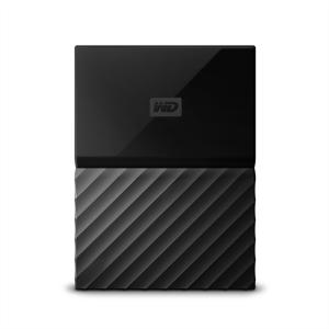 WD My Passport 4TB USB 3.0, črn