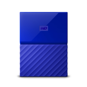 WD My Passport 1TB USB 3.0, moder