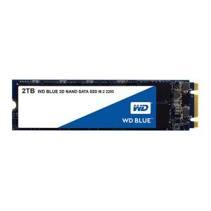 WD 2TB SSD BLUE 3D NAND M.2 2280