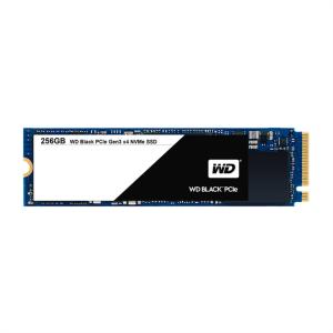 WD 256GB SSD BLACK M.2 NVMe x4 Gen3