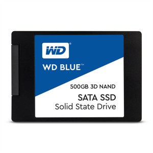 """WD 500GB SSD BLUE 3D NAND 6,35(2,5"""") SATA3"""