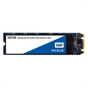 WD 500GB SSD BLUE 3D NAND M.2 2280