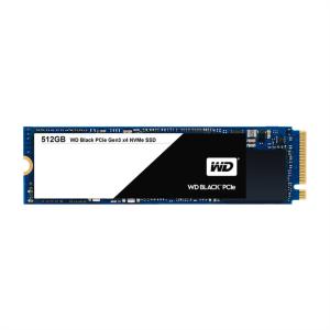 WD 512GB SSD BLACK M.2 NVMe x4 Gen3