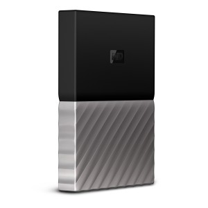 WD Passport Ultra 2TB črn/siv USB 3.0