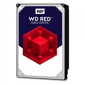 WD trdi disk 8TB SATA3, 6Gb/s, 5400, 256MB RED