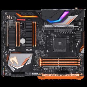GIGABYTE X470 AORUS ULTRA GAMING 7 WIFI, DDR4, SATA3, USB3.1Gen2, WiFi, AM4 ATX
