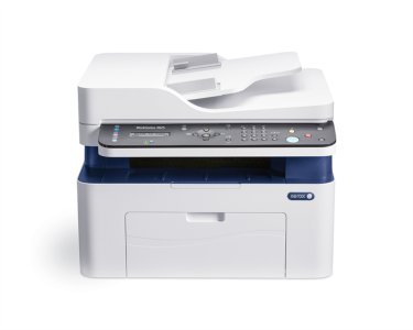 Xerox WorkCentre 3025ni 4v1 črnobela večopravilna A4 naprava, USB, LAN, Wifi