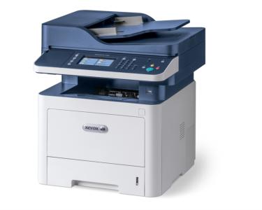 Xerox WorkCentre 3335DNI, črnobela večopravilna naprava 4v1, duplex