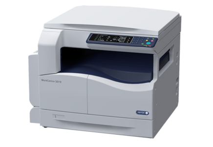 Xerox WorkCentre 5021V, večopravilna naprava 3v1 copy, print, scan, USB, 20 str. na min.