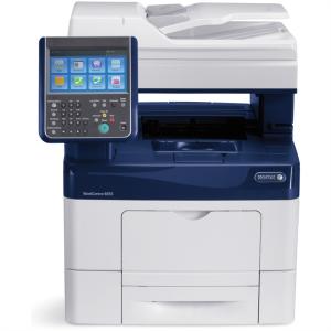 Xerox barvna A4 večopravilna naprava WC6655X 4v1