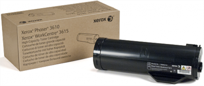 Xerox toner  za Phaser 3610 in WC3615  14.1k