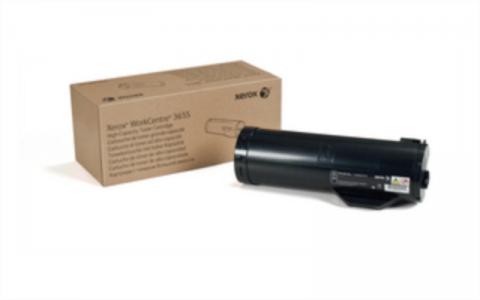 Xerox Toner, WC 3655, hi-cap, črna, 14.4k