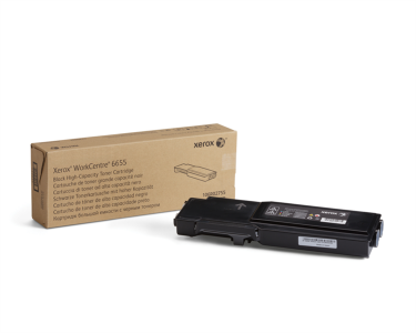Xerox Black High Capacity Toner za WC 6655 12k