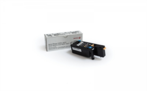 Xerox cyan toner za Phaser 6020/6022 in WorkCentre 6025/6027 za 1000 strani