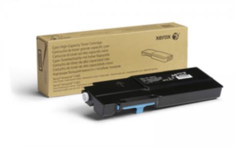 Xerox cyan hi-cap toner C400/405, 4.8K