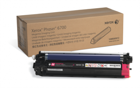 Xerox magenta Imaging Unit Phaser 6700 50K