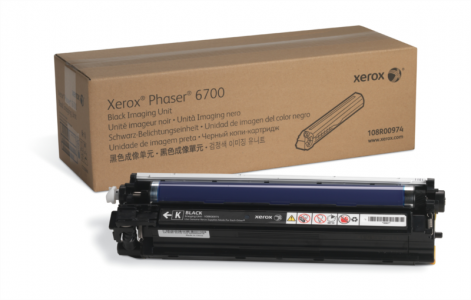 Xerox black Imaging Unit Phaser 6700 50K