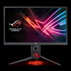 ASUS ROG Strix XG248Q 23,8'' FHD monitor, 1980 x 1080, 1ms, 240Hz, G-SYNC, DisplayPort