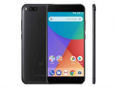 Xiaomi Mi A1 Android One 4/64GB ČRN