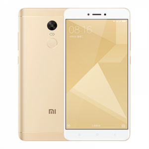 XIAOMI Redmi Note 4 32GB zlat