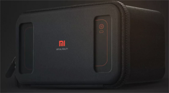 "Xiaomi Mi VR - Virtual Reality očala za mobilnike z diagonalo od 4.7"" do 5.7"""