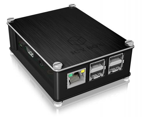 Icybox ohišje za Raspberry Pi 2 & 3, model B