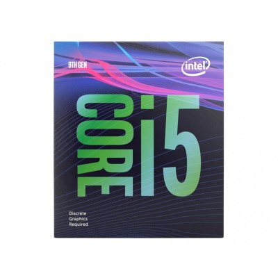 Intel Core i5 9400F BOX procesor, Coffee Lake