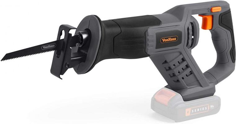VonHaus E-Series akumulatorska sabljasta žaga 18V