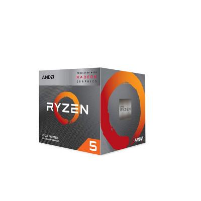 AMD Ryzen 5 3400G z RX Vega 11 grafiko