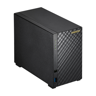 ASUSTOR NAS ZA 2 × HDD AS1002T v2