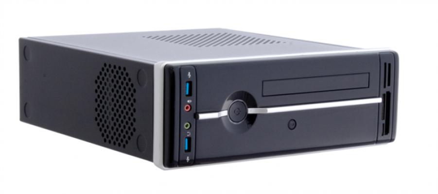 Chieftec FI-02BC-U3 mini ITX 250W USB3 ohišje, črno