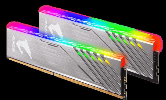 GIGABYTE 16GB (2X8GB) DDR4 3200MHz AORUS RGB