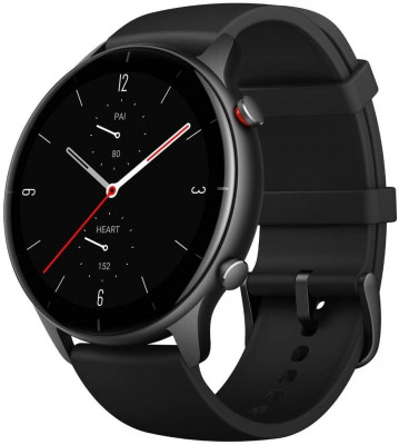 Xiaomi Amazfit GTR 2e pametna ura črna