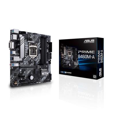 ASUS PRIME B460M-A, DDR4, SATA3, USB3.2Gen1, DP, LGA1200 mATX