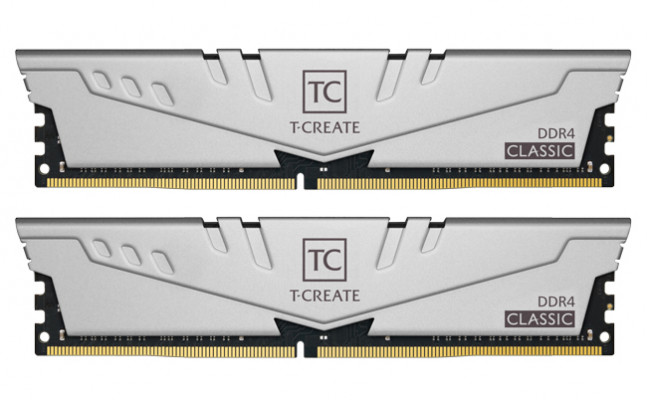 Teamgroup T-CREATE Classic 16GB Kit (2x8GB) DDR4-3200 DIMM PC4-25600 CL22, 1.2V
