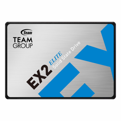 """Teamgroup 512GB SSD EX2 3D NAND SATA 3 2,5"""""""